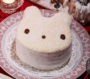 おかいものクマケーキ